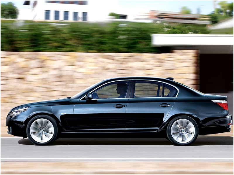 Bmw 5 Series In India Prices Reviews Photos Mileage