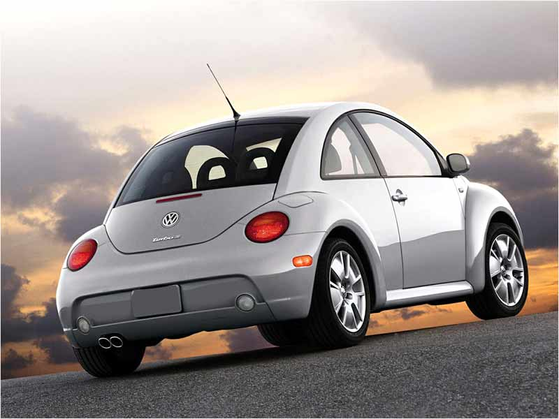 Volkswagon New Beetle