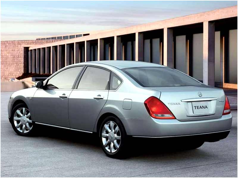 Nissan Teana in India - Prices, Reviews, Photos, Mileage, Features