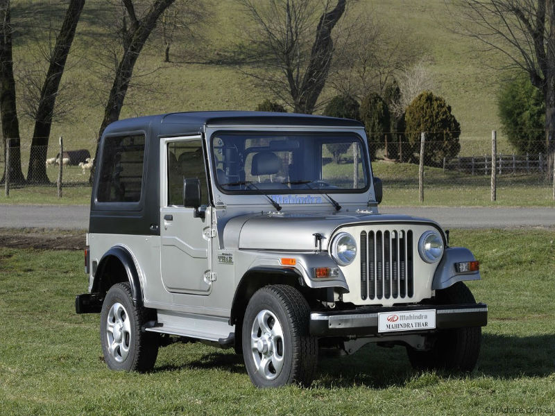 Mahindra Thar Di 4wd Prices Reviews Photos Mileage